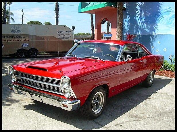 1966 Ford Fairlane 500  429 CI, 5-Speed