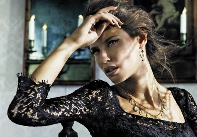 """Image detail for -Dolce e Gabbana raccontano la loro collezione di gioielli, """"religiosi ..."""