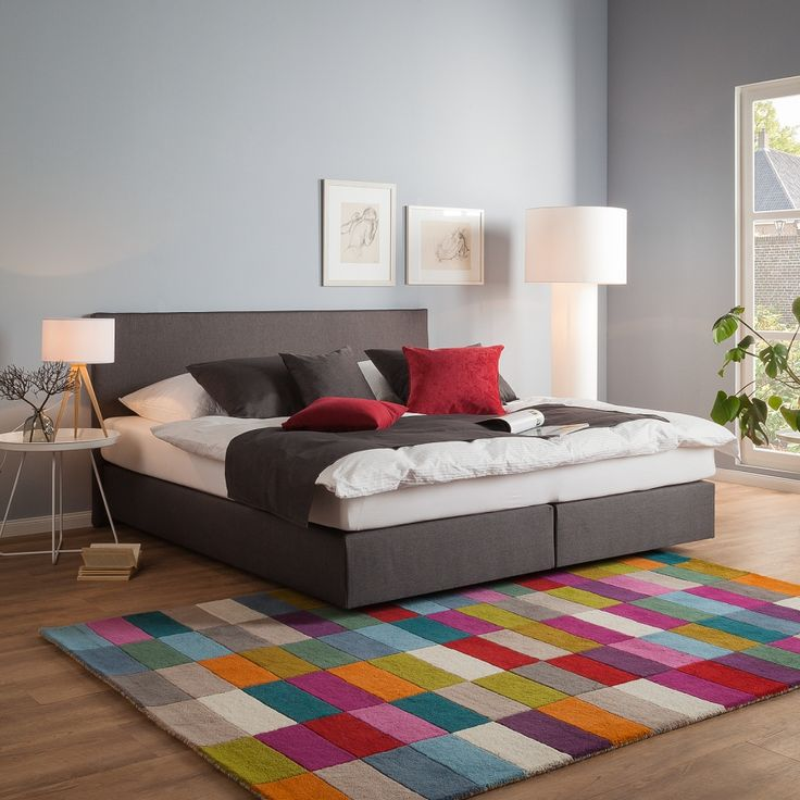 1000 ideas about boxspringbett 140x200 on pinterest. Black Bedroom Furniture Sets. Home Design Ideas