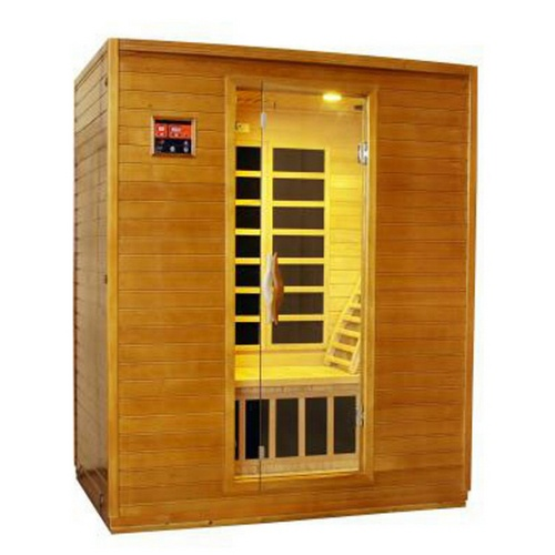 Americana IV 3 Person Sauna