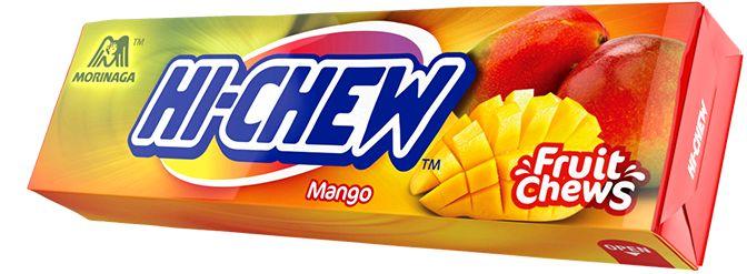 Mango Hi-Chew Stick