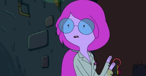 Adventure Time Theories • Bubblegum is a clone Betty made of ...
