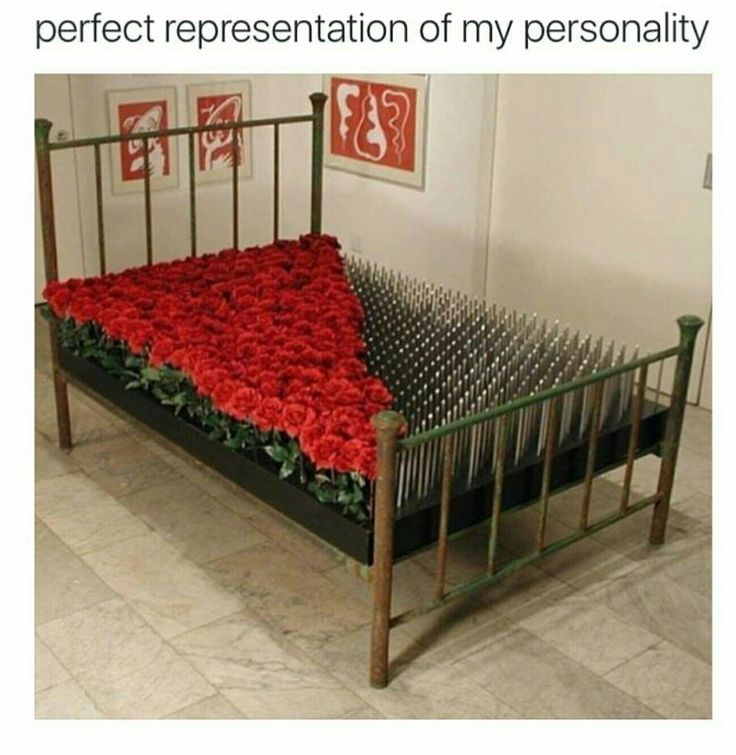 The funny thing is everyone would think the roses are preferable when in reality you would just sink to the thorns but the nails would apply an even pressure and just be uncomfortable.