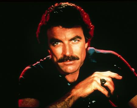 Tom Selleck without his moustache isn't Tom Selleck. His moustache made him famous. So suck on that, Tom Selleck. Long live to Tom Selleck's moustache!