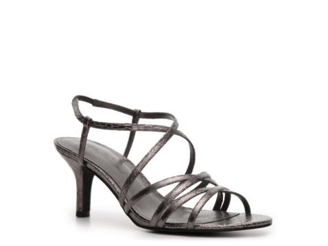 DSW - Lulu Townsend Bridal Gladia Metallic Sandal - $39.95