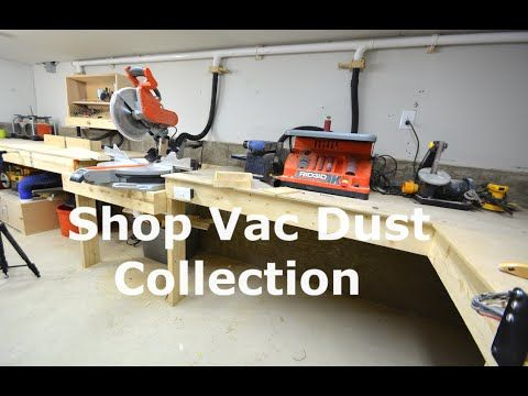 how to build a dust collection system