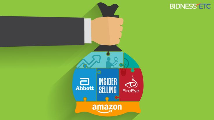 Insider Selling: Amazon.com, Inc. (AMZN), FireEye Inc (FEYE), Abbott Laboratories (ABT)
