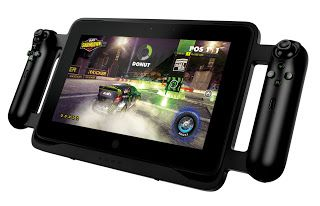 Read about Razer Edge gaming tablet – a lethal combination of a tablet, PC and gaming console in an ultimate single touch-screen product.