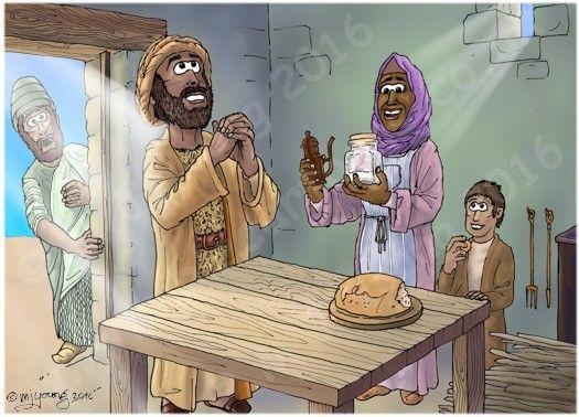 pentecost story bbc