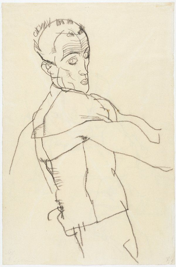 Egon Schiele - Drawings - 24 May - 23 September 2018