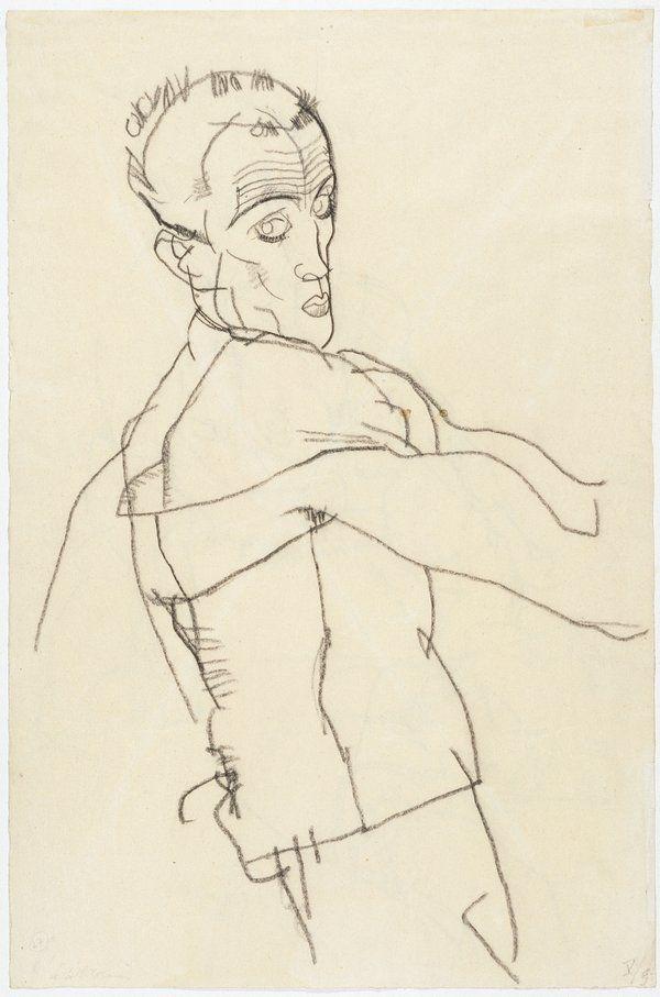 Egon Schiele - Drawings - 24 May - 23 September 2018
