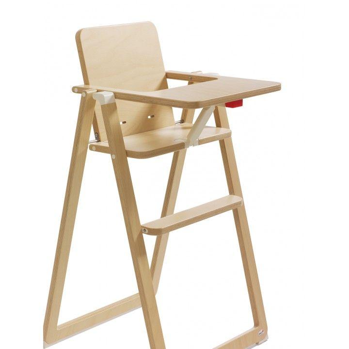 Supaflat Chaise Haute Pour Bebe Naturel De 6 A 36 Mois En 2020 Chaise Haute Bebe Chaise Haute Pliante Chaise Haute