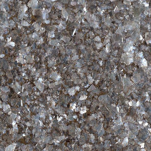 Deep Silver Mica Chips Textured Metallic Wallpaper - contemporary - wallpaper - Design Your Wall