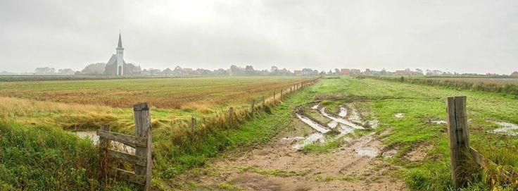 Mistig den Hoorn op Texel / Misty Den Hoorn on Texel. #texel #waddeneiland #justinsinner #panorama #fotograaf #fotografie #denhoorn #natuur #landschap #MIST http://justinsinner.nl https://justinsinner.werkaandemuur.nl/nl