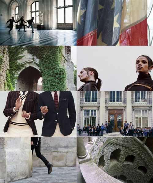 "wizarding schools around the world // ilvermorny 1/2: ""The great North American school of magic was founded in the seventeenth century."""