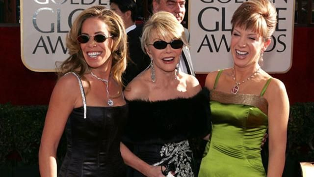 "Melissa Rivers isn't too pleased with how Kathy Griffin quit  Fashion Police so quickly after replacing her late mother, Joan Rivers. ""My biggest complaint was the feeling that she kind of sh** all over my mother's legacy in her statement on leaving,"" Joan's daughter told Hoda Kotb Tuesday in front of a packed auditorium in New York City's 92nd Street Y. ""And I know that was not an intentional reading of it, but that's how I felt. ...By calling the comedy and the style of it old fashioned…"