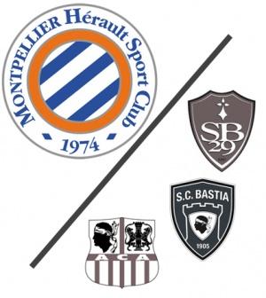 Joyeux Noël de la part du #MHSC !   3 matchs, 3 victoires (vs Bastia, Brest, Ajaccio) #foot