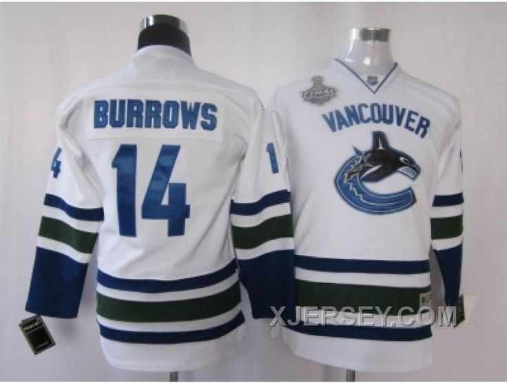 http://www.xjersey.com/youth-nhl-vancouver-canucks-14-burrows-white2011-stanley-cup-online.html YOUTH NHL VANCOUVER CANUCKS #14 BURROWS WHITE[2011 STANLEY CUP] ONLINE Only $50.00 , Free Shipping!