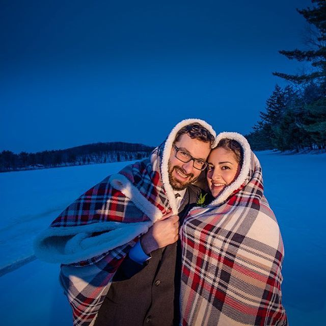 @trilliumresort #winterwedding #twoheartsbecomeone #nobodyshootslikevisualroots #muskokaweddings #muskokabride #canadianweddingphotography #tungstenwhitebalance #neverdoingthesamethingt