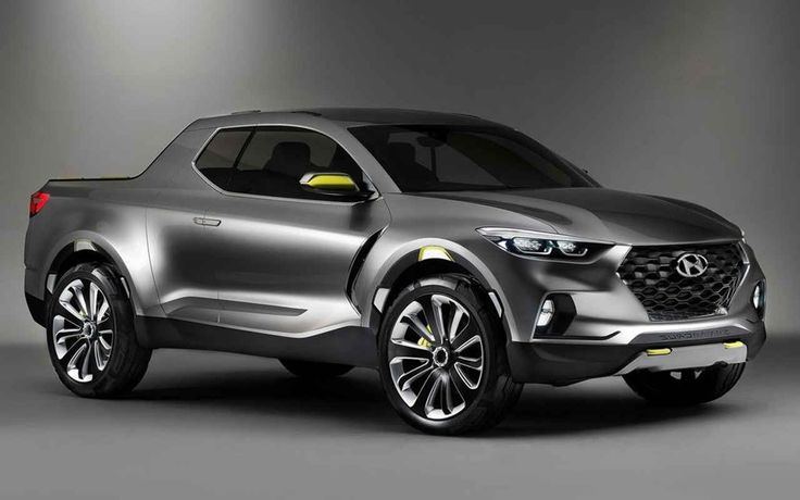 2018 Hyundai Santa Cruz Pickup Price and Release Date - http://www.carmodels2017.com/2016/11/23/2018-hyundai-santa-cruz-pickup-price-and-release-date/