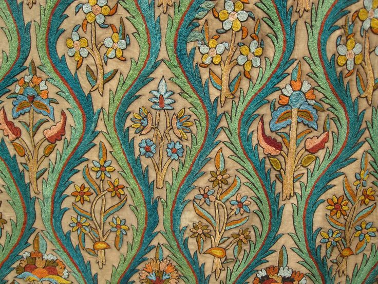 Arts And Crafts Movement Patterns