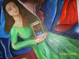 Letras y Pinturas de María Alejandra Vidal Bracho:    Bate tus alas sin parar (Cuento publicado en R...