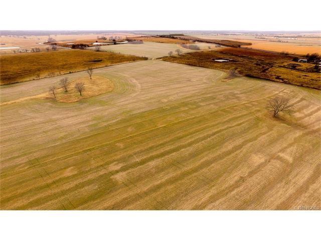 87 acres of vacant land in Vinita, OK. $217,500K