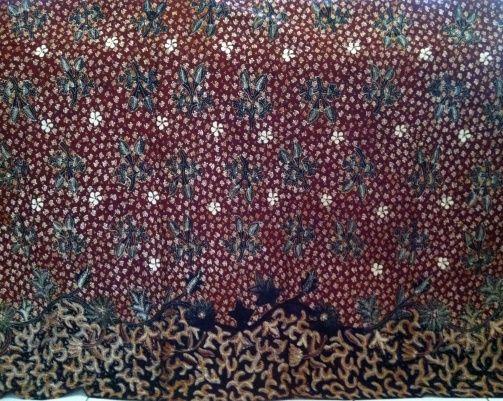 Batik from Lasem, Central Java