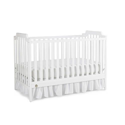 "Fisher-Price Providence Traditional Crib - White - Fisher-Price - Babies ""R"" Us"