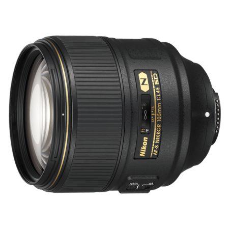 obiectiv Nikon 105mm NIKKOR
