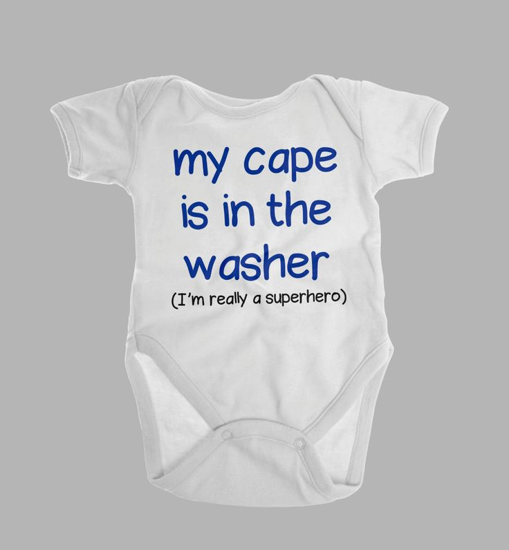 662 best baby clothes and toddler clothes images on pinterest cape in the washer baby boy onesies superhero onesie cape onesie funny negle Image collections