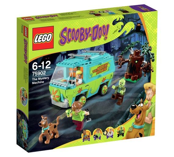 Buy LEGO Scooby Doo The Mystery Machine - 75902 at Argos.co.uk - Your Online Shop for LEGO, LEGO and construction toys, Toys.