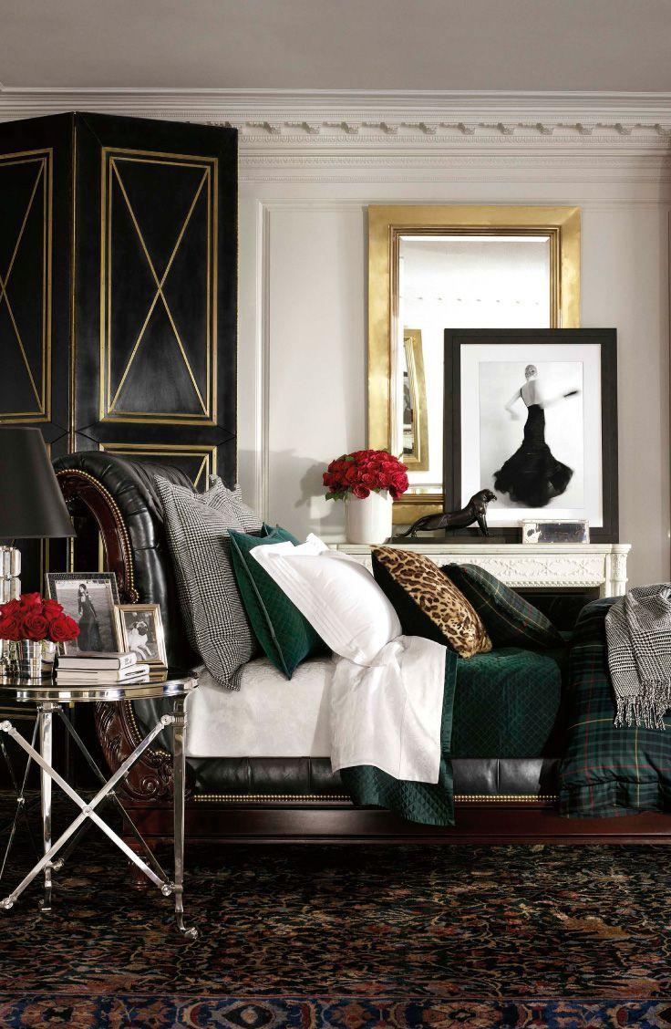 524 best Ralph Lauren Home images on Pinterest | Living ...