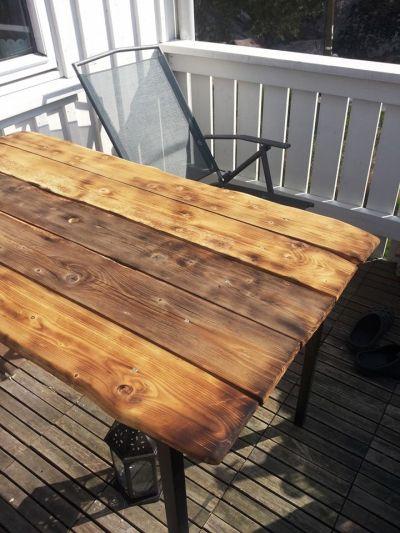 DIY Hagebord (DAMER-for faen)