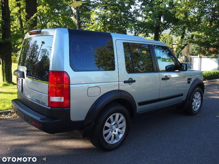 Land Rover Discovery 2.7 TD V6 HSE 4X4 7-OSÓB Automat Xenon Navi Skóra 195 TYS…
