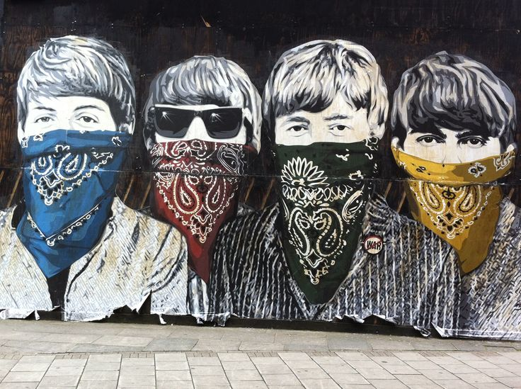 Beatles, Street Art, London. You can find great London hotel deals starting from 26€