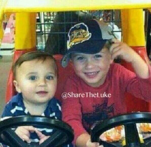 Luke Bryan's adorable kids