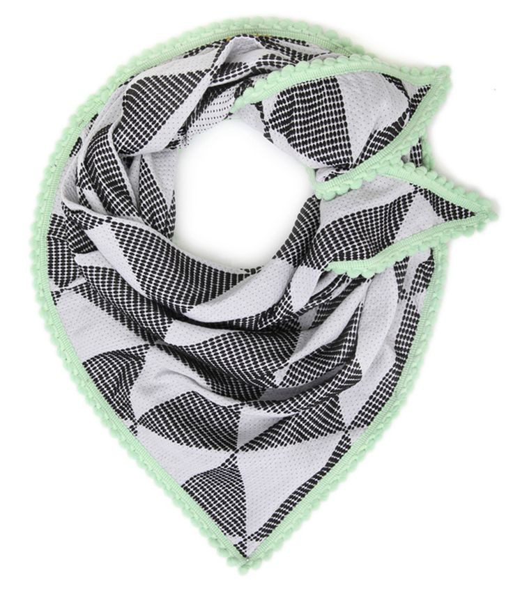 Shawl Triangle Sjaals POM Amsterdam