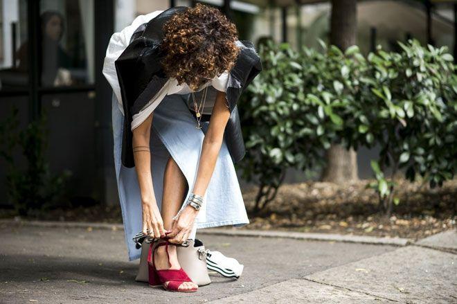 İlkbahar ve Yaz İçin Burnu Açık Topuklu Ayakkabılar - InStyle Türkiye