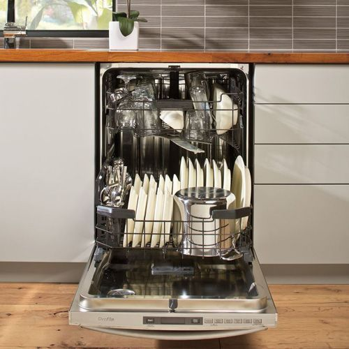 Countertop Dishwasher No Plumbing : Dishwasher. Read our unbiased review of GE Profile. See how GE Profile ...