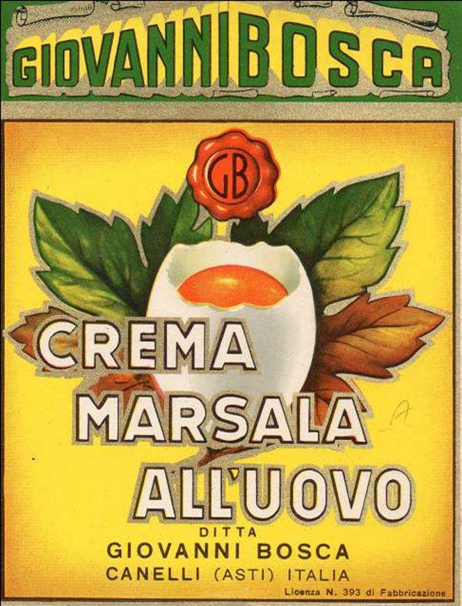 Vintage Italian Posters ~ #illustrator #Italian #vintage #posters ~ Marsala-all'uovo