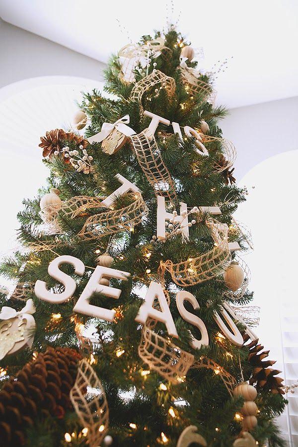 Best 25 diy christmas tree garland ideas on pinterest christmas tis the season diy christmas tree garland solutioingenieria Choice Image