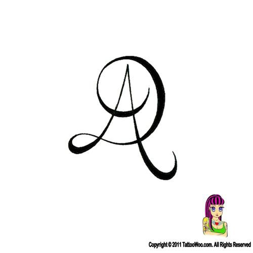 Initials2 - $9.95 : Tattoo Designs, Gallery of Unique Printable Tattoos Pictures and Ideas