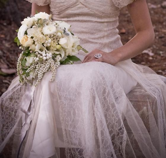 Inspiration For A Vintage Style Wedding
