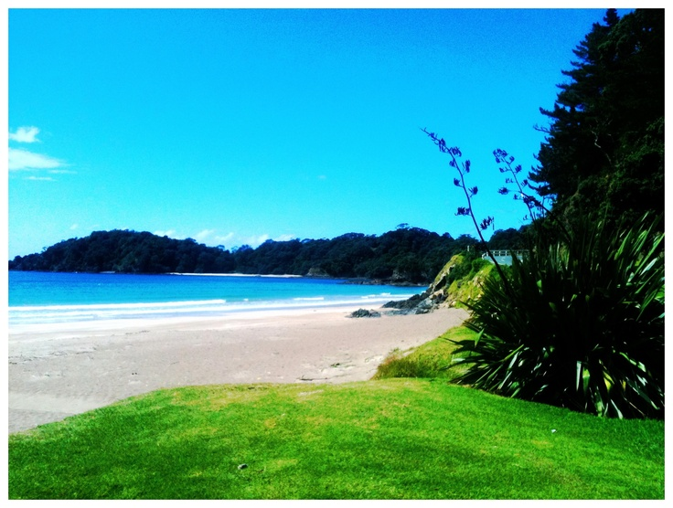 Woolleys Bay looking over to Whale Bay, Tutukaka  Coast, Northland, NZ