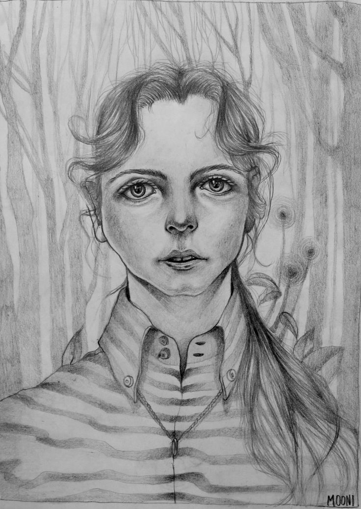 espiral del silencio   terminada.  grafito y amor. Romina Cares #draw #graphite #illustration