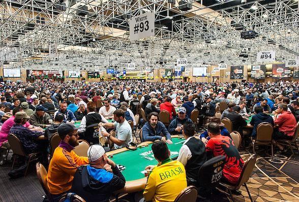 World Series of Poker Announces 2017 Dates