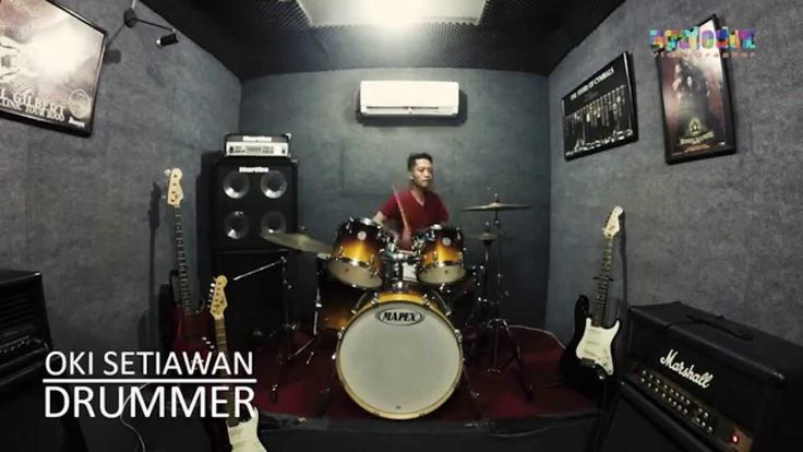 Solo Drum Back to Basic Oki S a film by NgajedoxVideoGrapher