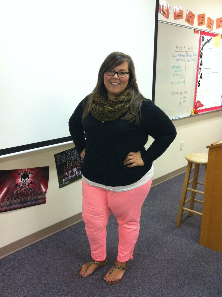 25+ Best Ideas about Plus Size Teacher on Pinterest