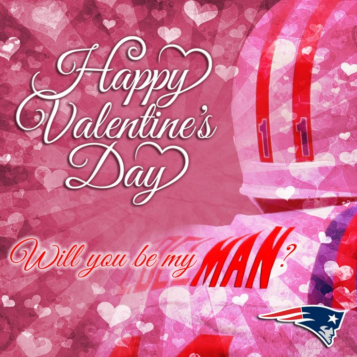 30 best New England Patriots Valentines day images on Pinterest - valentines day cards